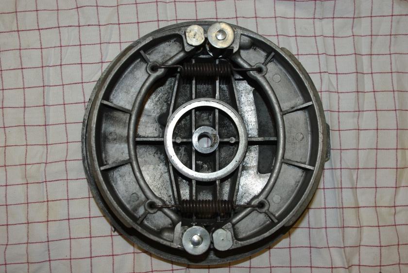 Enkel trommelbrems. LS2