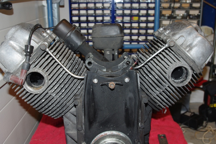 Tøff motor