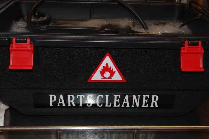 Partscleaner fra Biltema