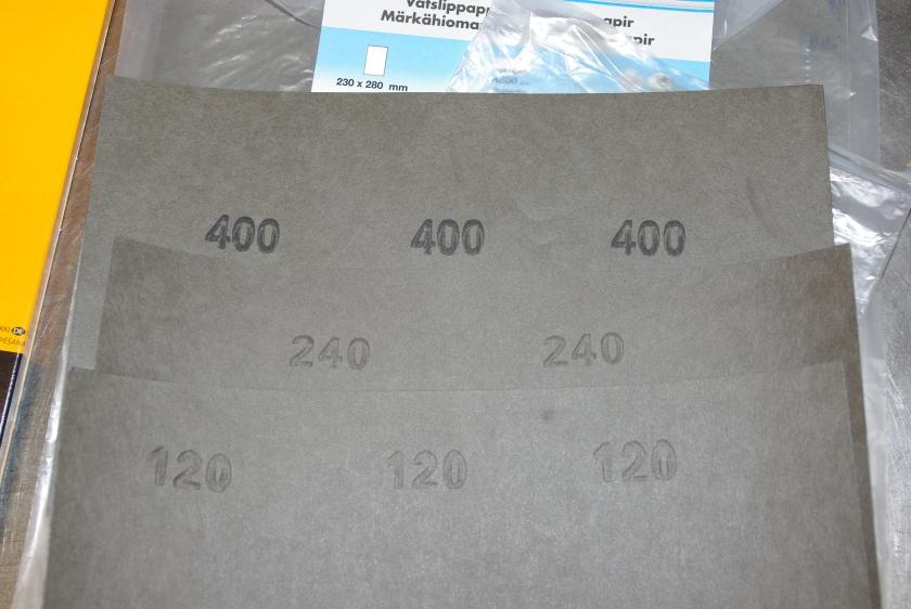 120-240-400  som første forsøk