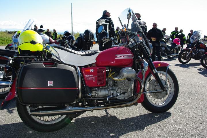 Moto Guzzi V7 850 California 1972