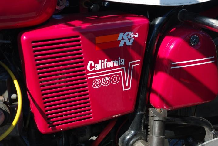 KN California? Separat KN-filter på hvert innsug.