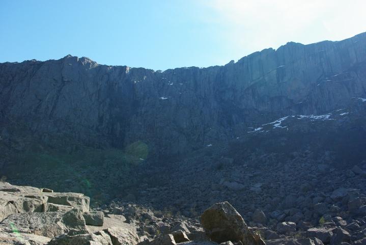 Stein og fjell, Gloppedalsura.