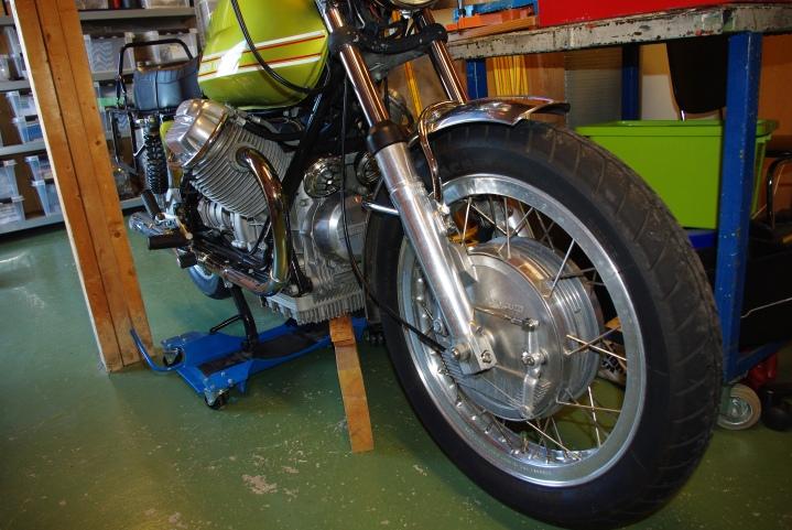 Moto Guzzi V7 Sport 1972
