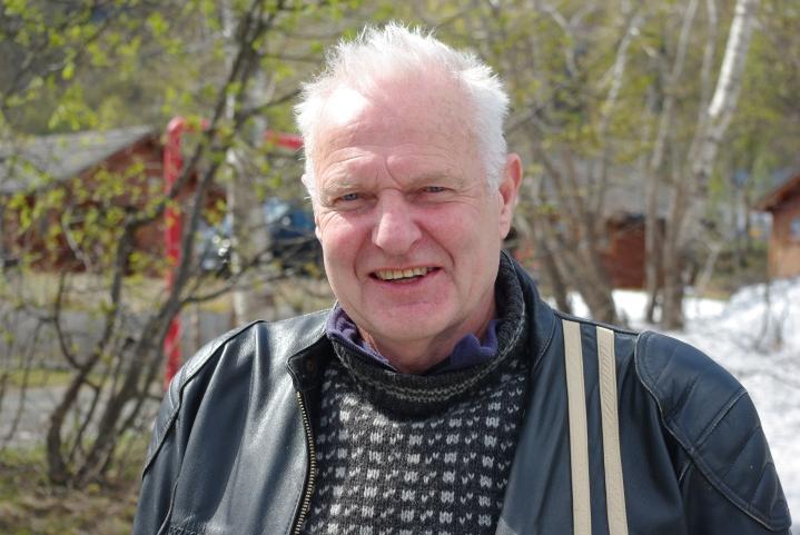 Karl-Åke Tørnqvist, 62.