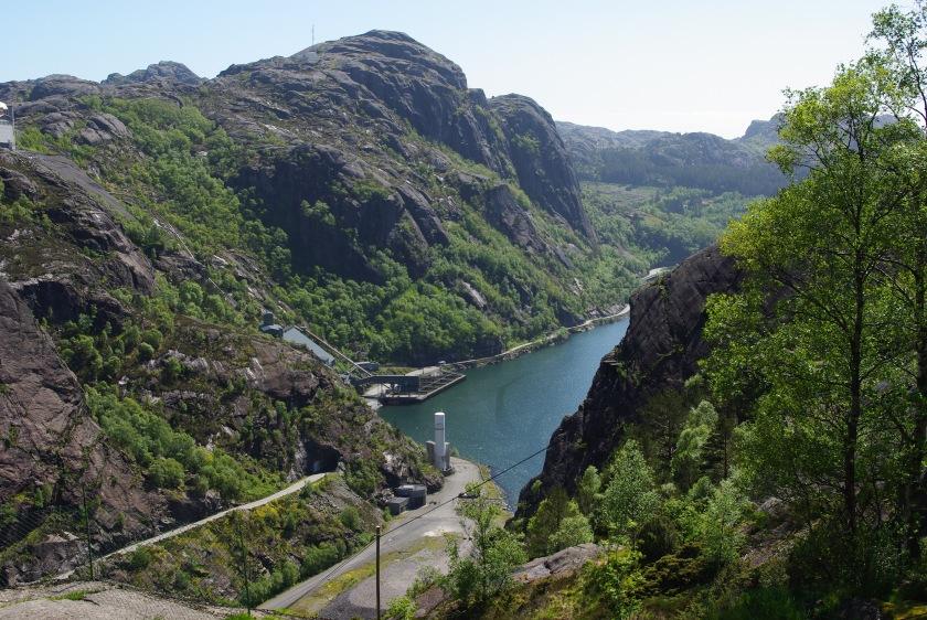 Jøssingfjorden.
