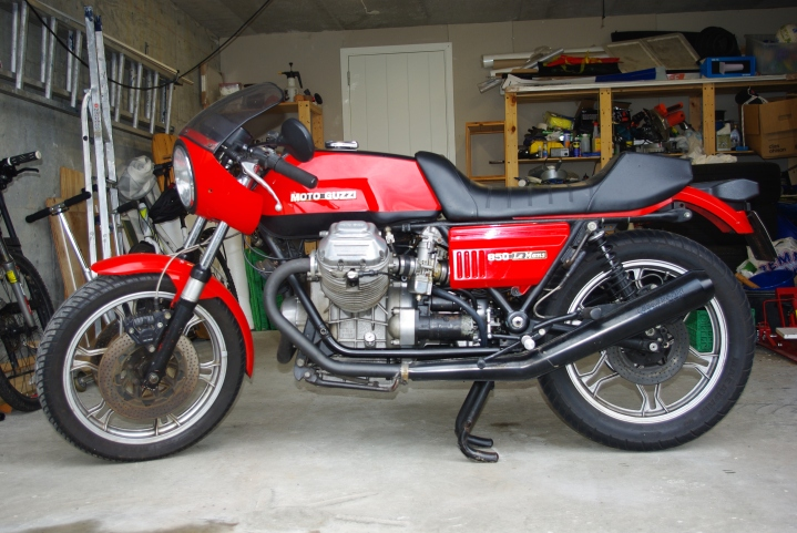 Klassisk motorsykkel