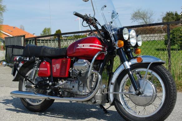 Moto Guzzi 850 GT