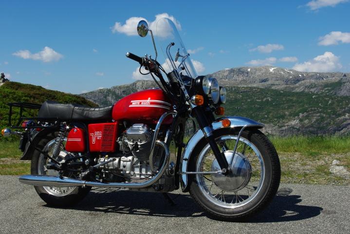 Moto Guzzi 850 GT 1973
