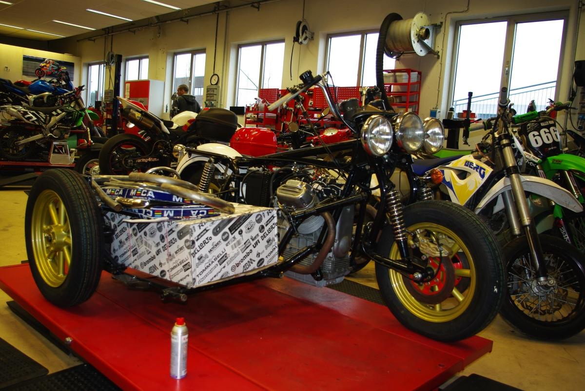 Moto Guzzi V7 Special gjenoppstår etter mangeår.